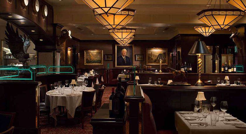 The Capital Grille-