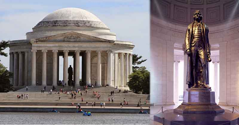 Thomas-Jefferson-Memorial
